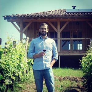 mathieu verdier viticulteur a bordeaux chateau bessan