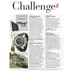 article-presse-challenges-cuvee-cremant-chateau-bessan