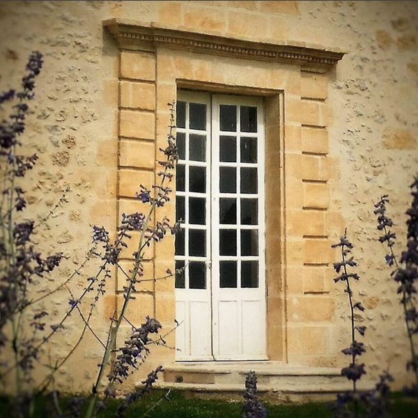 facade chateau bessan tabanac famille verdier