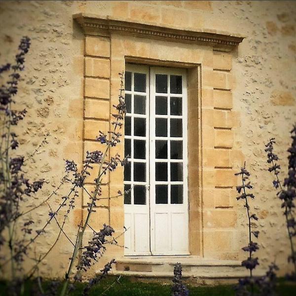 facade chateau bessan tabanac famille verdier