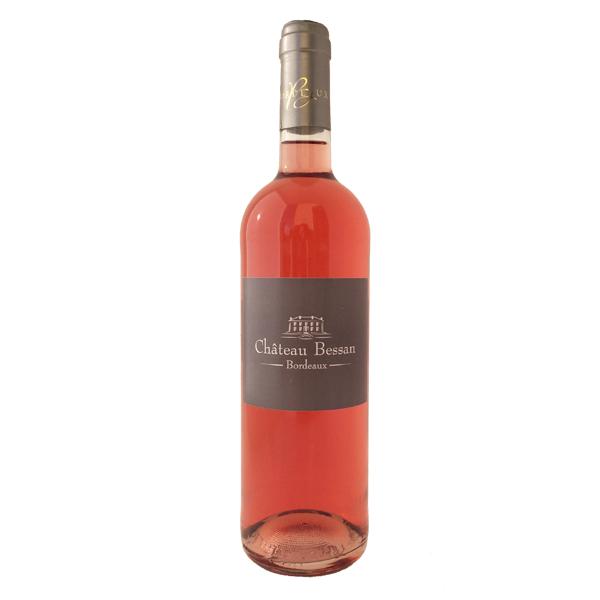 Bordeaux rosé bio