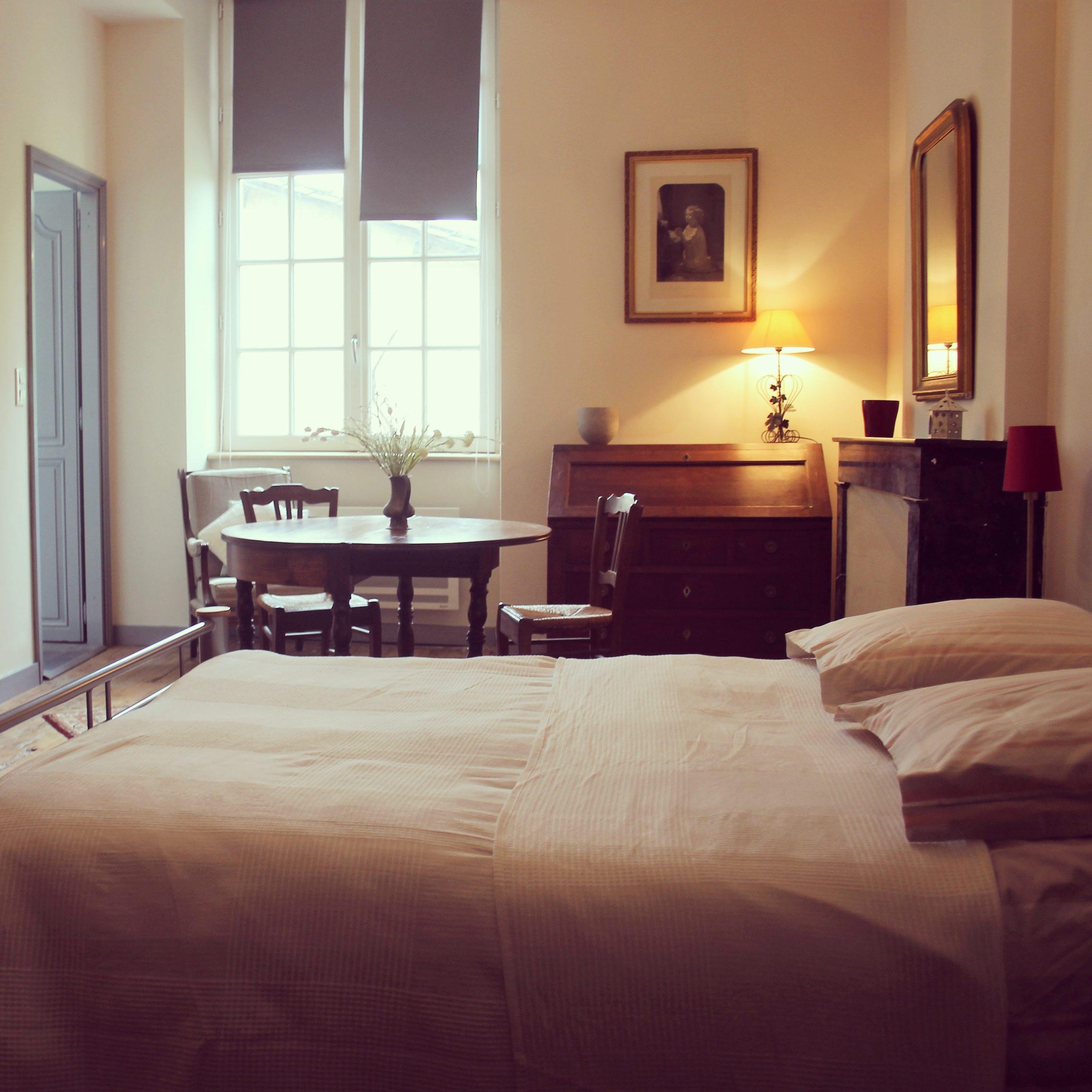 chambre d'hote coté chai chateau bessan